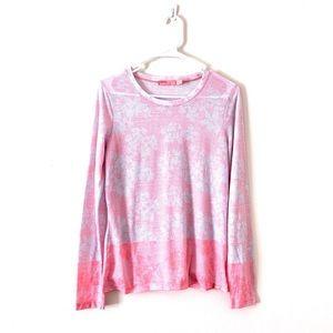 Prana Floral print shirt
